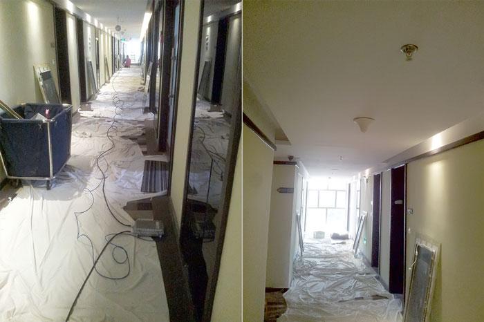 成都酒店的无线覆盖工程案例,成都酒店的无线覆盖工程介绍